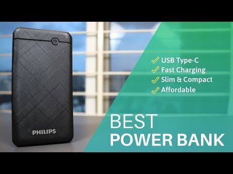 New Philips Power Bank Review (DLP1720CV/97), 10000 mAH/20000 mAH
