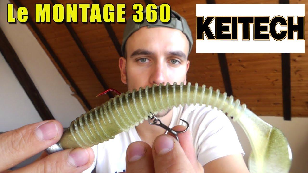 Keitech - Swing Impact FAT 4,8