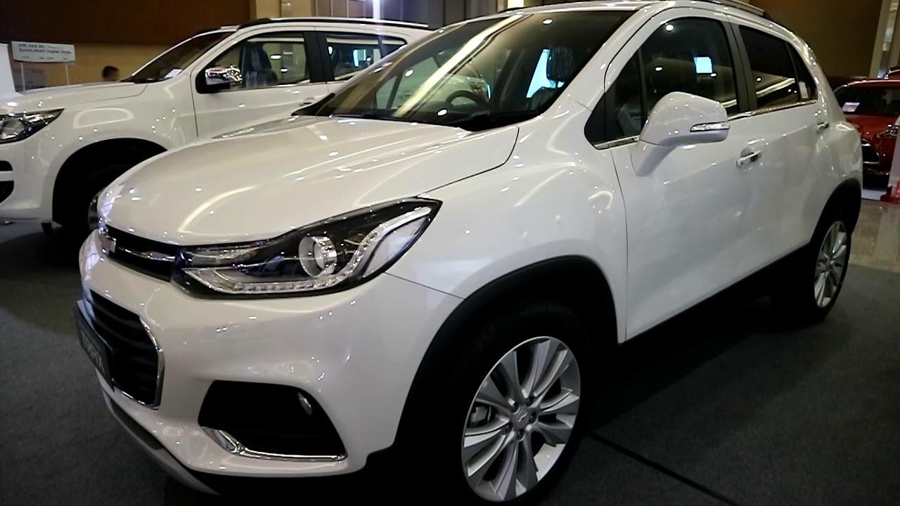 Chevrolet Trax Ltz 2018 White Colour Youtube