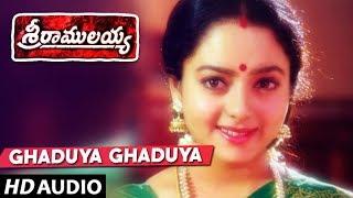Ghaduya Ghaduya Full Song Sri Ramulayya Movie Songs Mohan Babu, Nandamuri Harikrishna, Soundarya