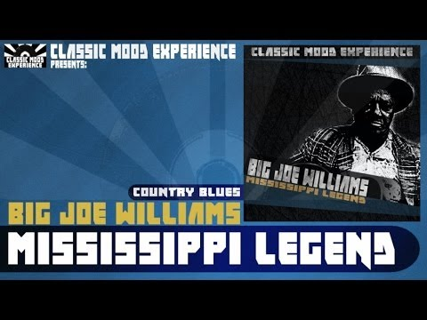 Big Joe Williams - Mellow Peaches (1958)