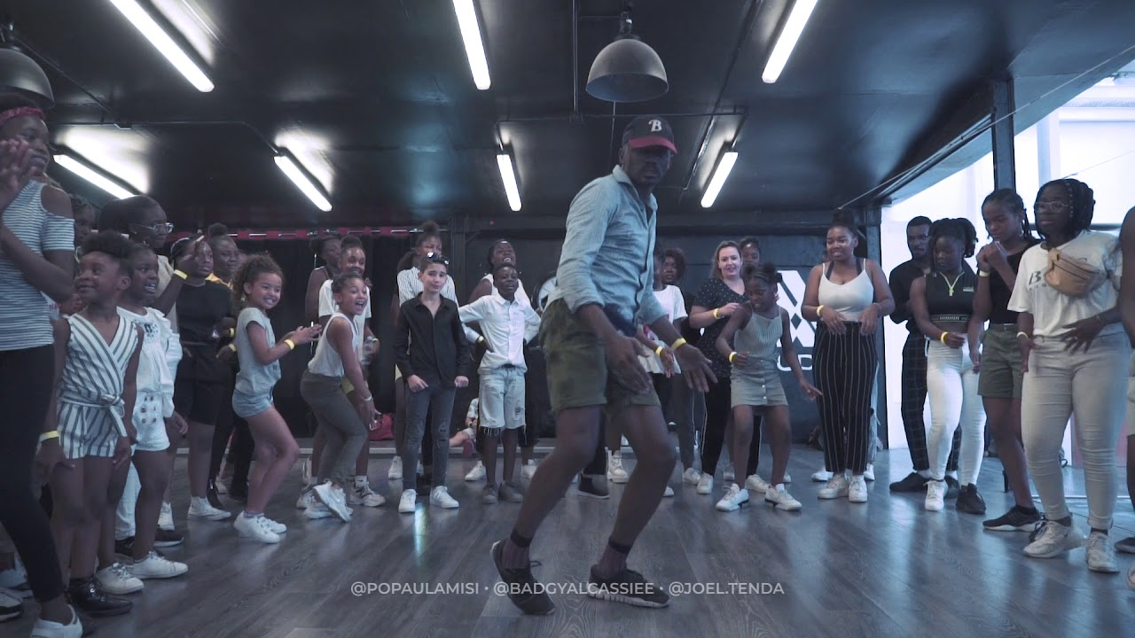 diamond platnumz feat fally ipupa Inama Official Dance Routine #Inamachallenge