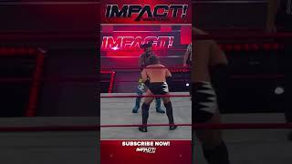 Chris Sabin vs. Chris Bey - IMPACT October 15, 2021 #ImpactWrestling #shorts