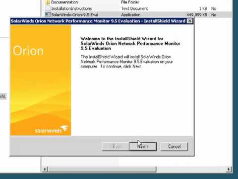 solarwinds se demos orion npm quick install tutorial youtube rh youtube com solarwinds npm admin guide 12.1 orion npm admin guide