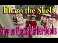 Elf on the Shelf - Give us Magic Marker Books