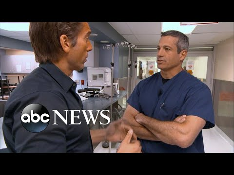 Las Vegas hospitals became a war zone after mass shooting