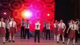 Выпускной в Физико-техническом лицее имени В.П. Ларионова. Танец «Большая перемена»