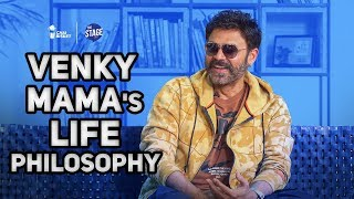 Victory Venkatesh's Life Philosophy | The Stage By Chai Bisket