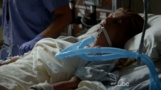Nashville Season 2 Promo and Spoilers - Rayna in a Coma!?