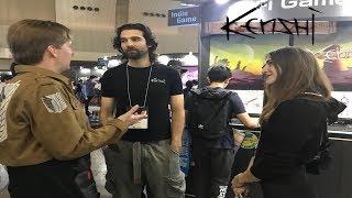 Kenshi Developer Interview - Tokyo Game Show 2018