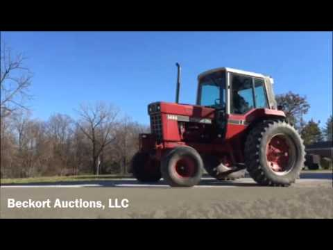 Lot 134 Fall Consignment - International 1486 Tractor