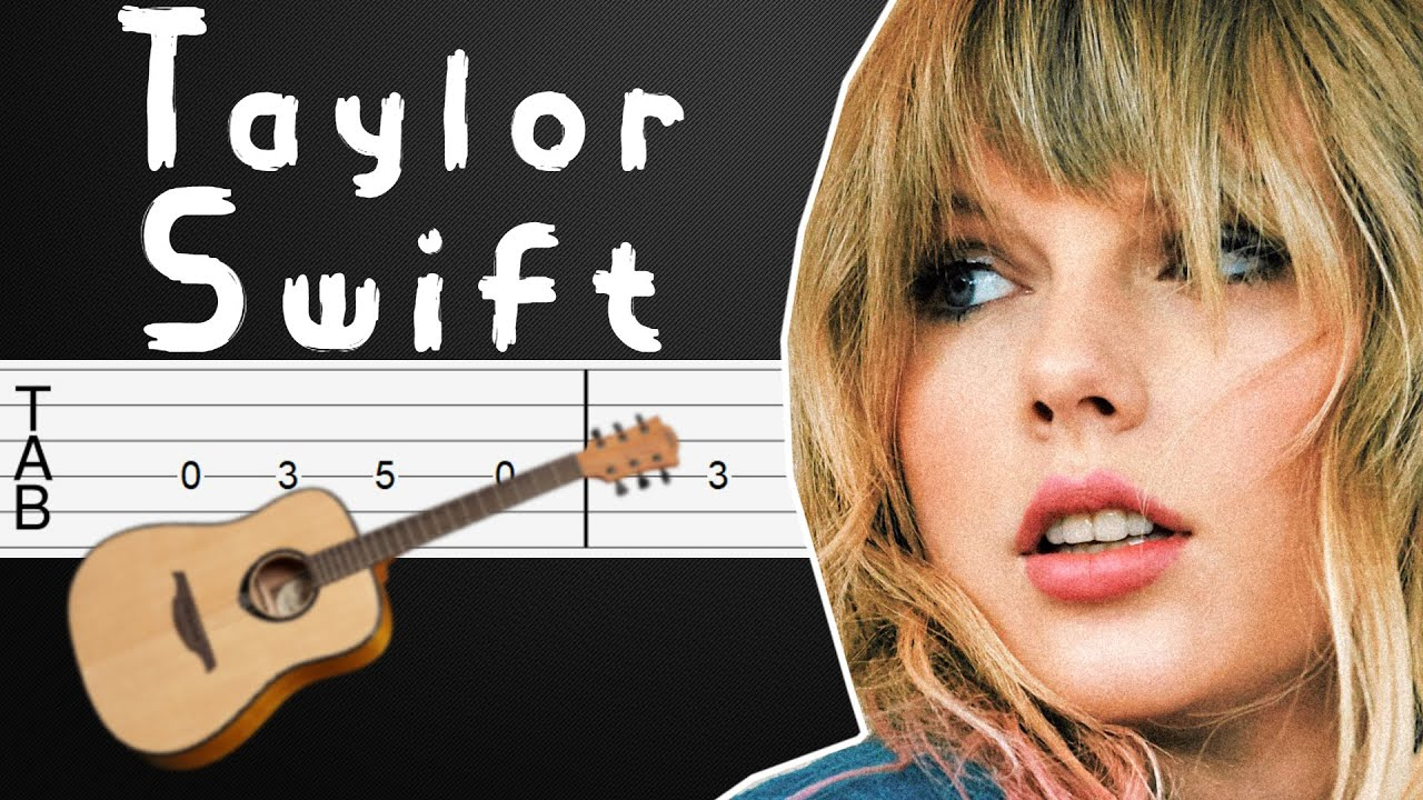 Our Song - Taylor Swift Guitar Tutorial, Guitar Tabs, Guitar Lesson