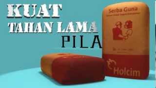 Iklan Semen Holcim (Pixar Parodi) - Nominasi BOIM 2014 STMIK AMIKOM YOGYAKARTA