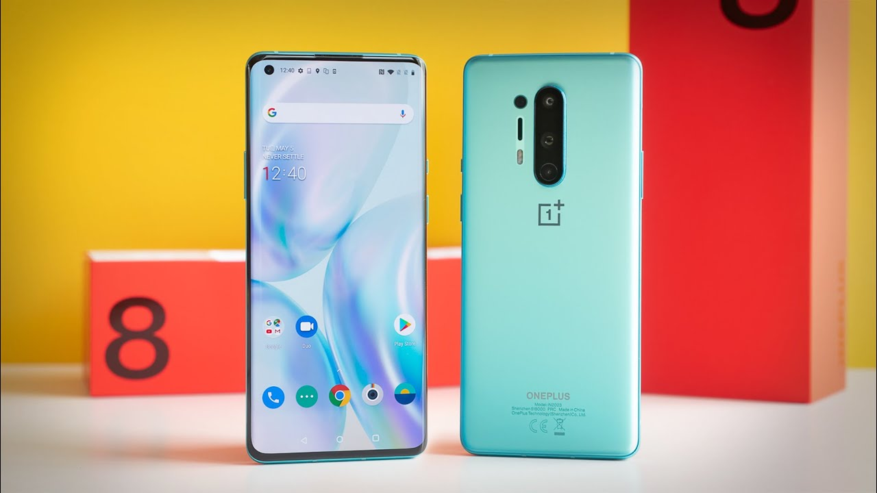OnePlus 8 Pro Review - YouTube