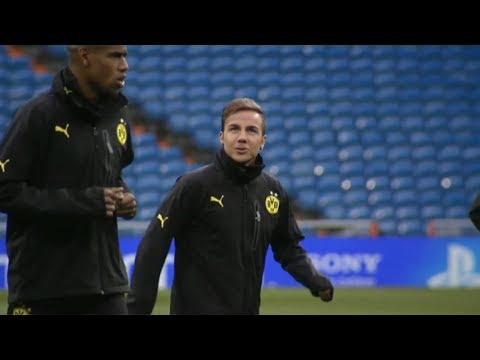 """Pfiffe gegen Mario Götze? Ricken: """"Das gehört dazu""""   Borussia Dortmund vs. FC Bayern München"""