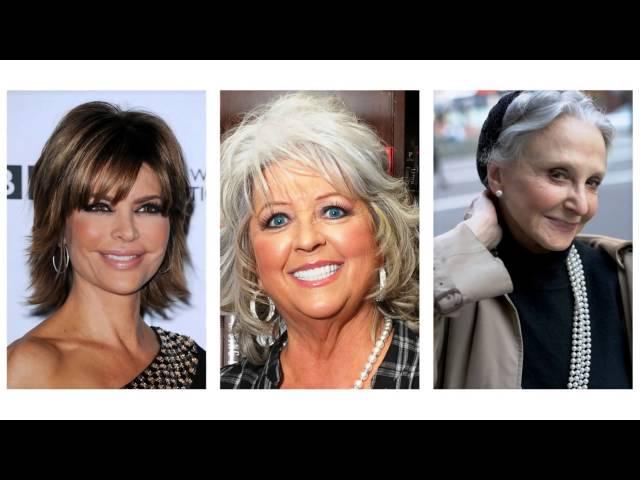 Kapsels vrouwen 60 jaar