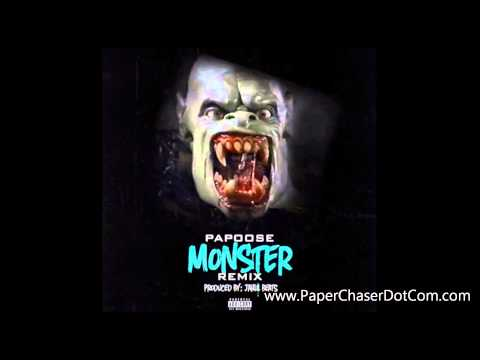 Monster (The Get Back) Prod. By Jahlil Beats (No DJ CDQ) - Meek Mill - радио версия