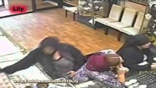 Женщины обокрали ювелирный магазин! Кража Века!