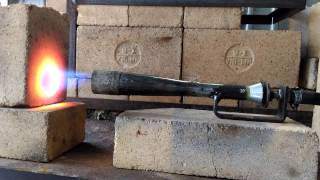 видео Инжекционные газовые горелки