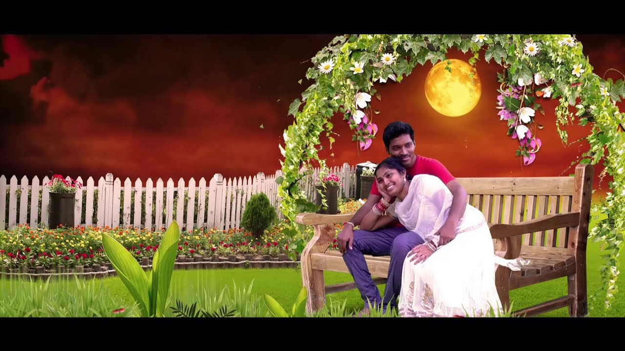 Tamil Wedding Oudoor SongVivekkumar Ramya Engagement Video