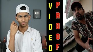 GAURAVZONE EXPOSED!!Biggest Fraud in YouTube India!! |