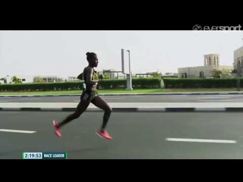 Dubai Marathon 2017 Highlights and how Kenenisa Bekele failed