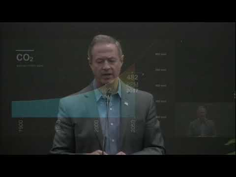 2018 Sustainability Symposium: Governor Martin O'Malley, Seizing America's Renewable Energy Future