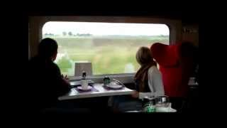 Rail Europe Travel – Eurail Paris to Amsterdam on Thalys