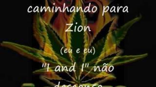 Zona Ganjah - Fumando vamos a Casa ( Legendado )