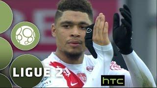 Stade Brestois 29 - AS Nancy Lorraine (1-1)  - Résumé - (BREST - ASNL) / 2015-16