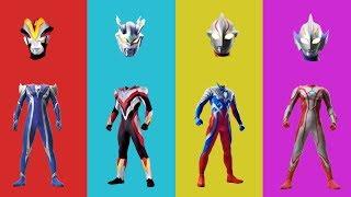Wrong Heads Ultraman (ウルトラマン) Ultraman Hikari, Ultraman Victo...