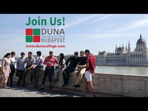 Duna International College - Join Us!