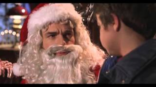 Плохой Санта за работой