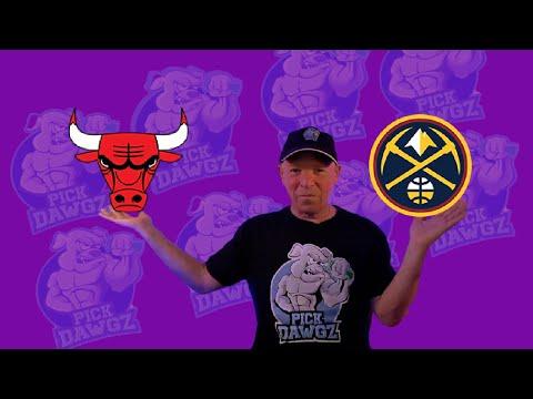 Denver Nuggets vs Chicago Bulls 3/19/21 Free NBA Pick and Prediction NBA Betting Tips