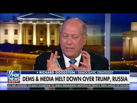 RICHARD GOODSTEIN FULL ONE-ON-ONE INTERVIEW WITH TUCKER CARLSON (4/17/2018)