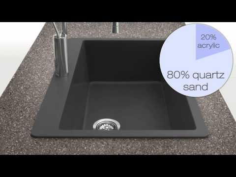 houzer-quartztone-granite-series-kitchen-sinks-at-kitchensource.com