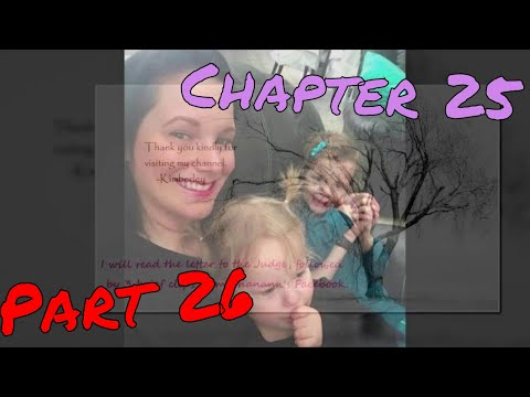 """(Part 26) Chapter 25 Synopsis/Critique """"Letters From Christopher"""" 