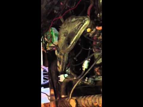 1982 jeep cj7 motor running clip 258 inline 6 4.2l