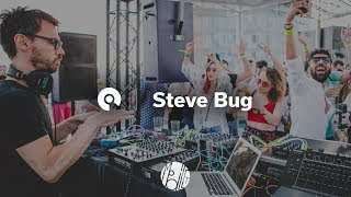 Steve Bug @ Rodriguez Jr. & Friends Rooftop 2018 (BE-AT.TV)