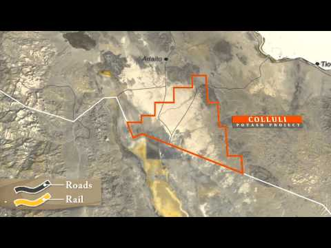 Colluli Potash Project Update 7 May 2012