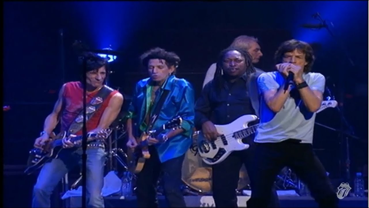 The Rolling Stones - Midnight Rambler (Live) - OFFICIAL ...