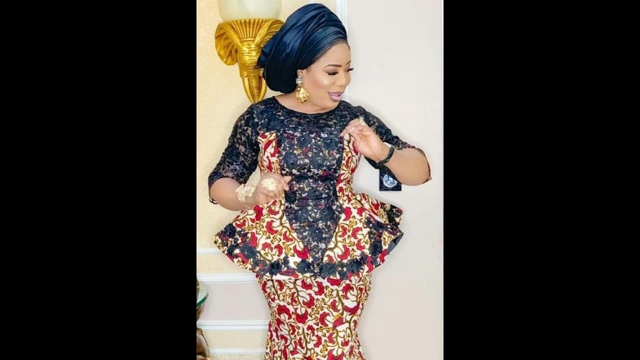 Latest African Fashion Dresses 2019 Most Stylish African Ankara Dresses To Rock This Year Youtube