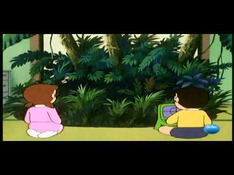 Doraemon-La Maquina que cambia los espacios
