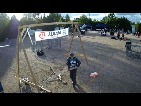 SM-sprint Helsinki, 17.9.2017