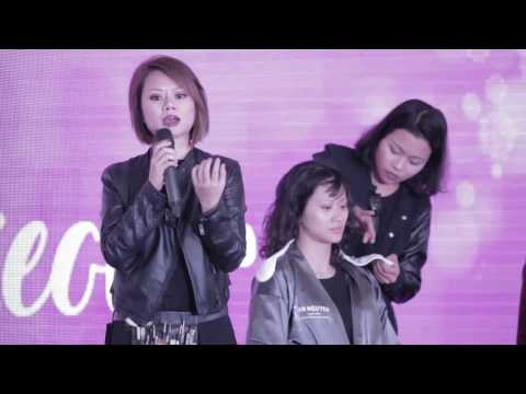 Klairs 클레어스 X Sammishop conference in Hanoi, Vietnam 2016 Winter makeover