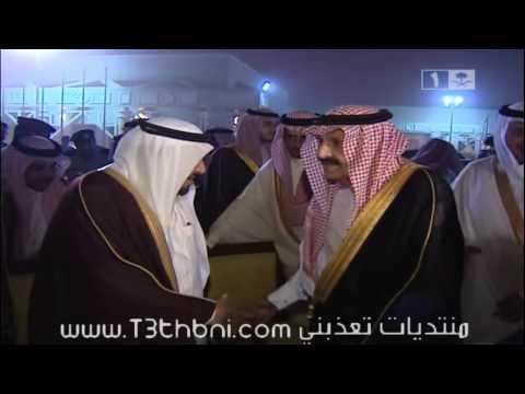 وصول الأمير تركي بن عبدالعزيز للرياض بعد غيبه