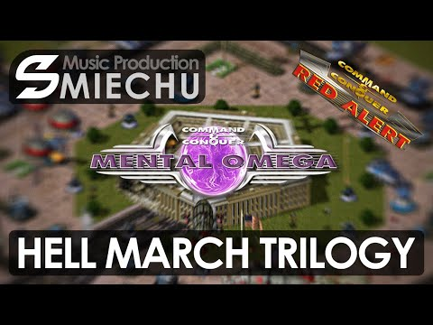 Red Alert - Hell March Trilogy (Hell March 1, 2 and 3 Medley by Smiechu)