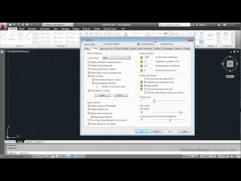 AutoCAD 2012 Introduction Training-0403 Metric units