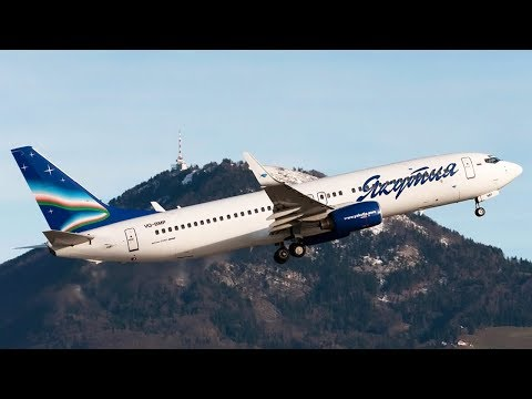 NONSTOP service from Anchorage to Petropavlovsk-Kamchatsky on Yakutia Airlines