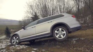 Test Passat Alltrack 2,0 BiTDI Highline